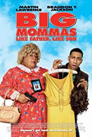 Big Mommas: Like Father, Like Son - Acasa la coana mare 3 - 2011