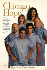 "Poster ""Chicago Hope"""