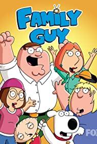 """Poster """"Family Guy"""""""