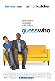 Poster Guess Who