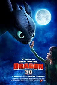 How to Train Your Dragon - Cum Sa Iti Dresezi Dragonul - 2010