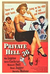 Poster Private Hell 36
