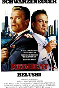 Poster Red Heat