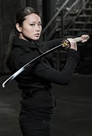 """Poster """"Samurai Girl"""""""