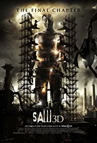 Poster Saw 3D
