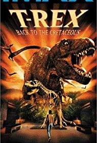 Poster T-Rex: Back to the Cretaceous
