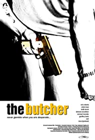 Poster The Butcher