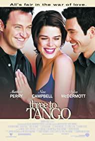 Poster Three to Tango