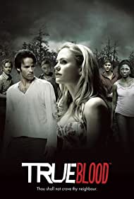 "Poster ""True Blood"""