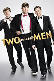 """Poster """"Two and a Half Men"""""""