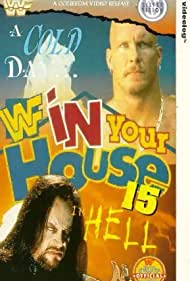 Poster WWF in Your House: A Cold Day in Hell