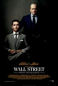Poster Wall Street 2: Money Never Sleeps