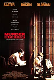 Poster Murder in the First