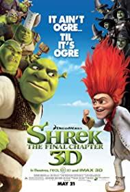 Poster Shrek Forever After