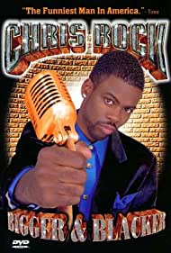 Poster Chris Rock: Bigger & Blacker