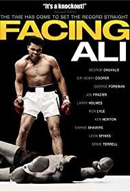 Poster Facing Ali