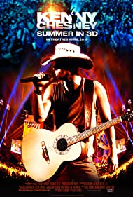 Poster Kenny Chesney: Summer in 3D