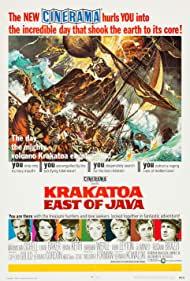 Poster Krakatoa: East of Java