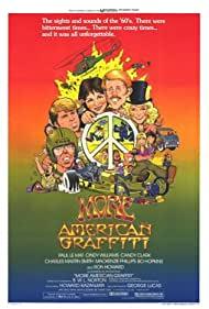 Poster More American Graffiti