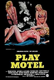 Poster Play Motel