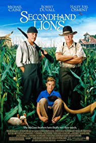 Secondhand Lions - Ultima aventura - 2003
