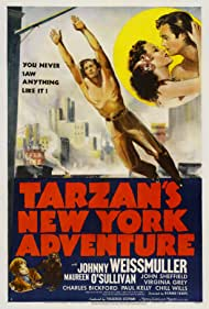 Tarzan's New York Adventure, 1942
