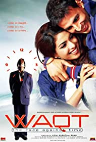 Poster Waqt: The Race Against Time