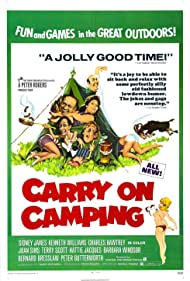 Carry on Camping - Tot inainte, peripetii in excursie - 1969
