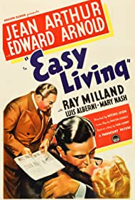 Poster Easy Living