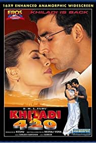 Poster Khiladi 420