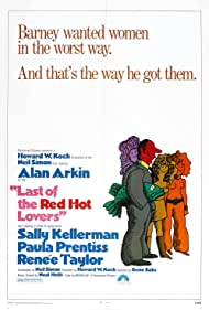 Poster Last of the Red Hot Lovers