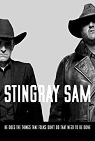 Poster Stingray Sam
