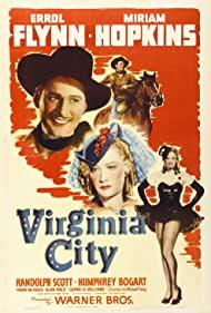 Poster Virginia City