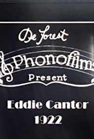 Poster A Few Moments with Eddie Cantor, Star of 'Kid Boots'