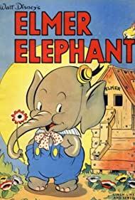 Poster Elmer Elephant