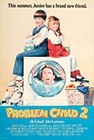 Poster Problem Child 2
