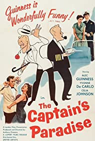 The Captain's Paradise, 1953