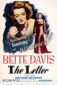 Poster The Letter