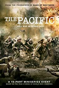 """Poster """"The Pacific"""""""