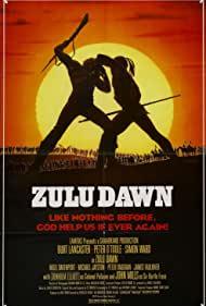 Poster Zulu Dawn