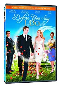 Poster Before You Say 'I Do'