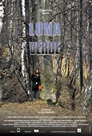 Poster Luna verde