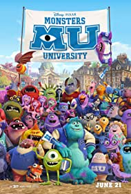 Monsters University, 2013