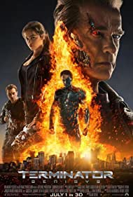 Poster Terminator 5