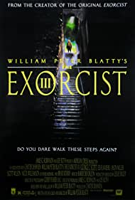 Poster The Exorcist III