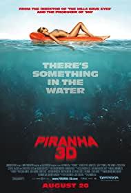 Poster Piranha 3-D