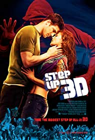 Poster Step Up 3-D
