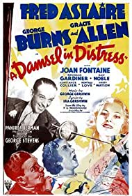 Poster A Damsel in Distress
