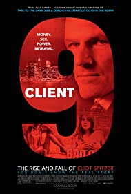 Poster Client 9: The Rise and Fall of Eliot Spitzer