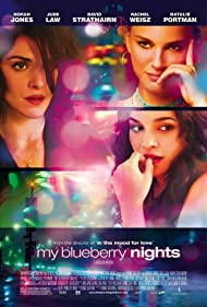 Poster My Blueberry Nights